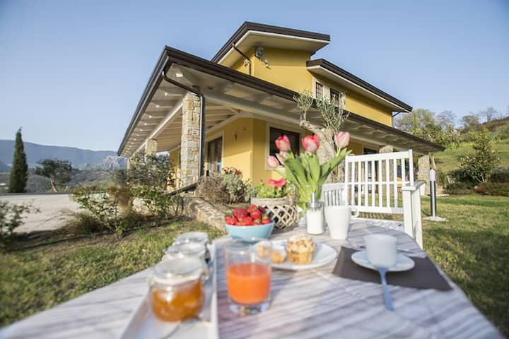Bed & Breakfast nel Cilento