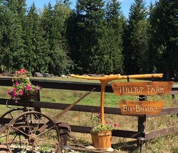 Hilltop Farm Bed & Breakfast