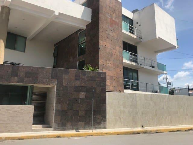 Departamento por la Universidad en Campeche
