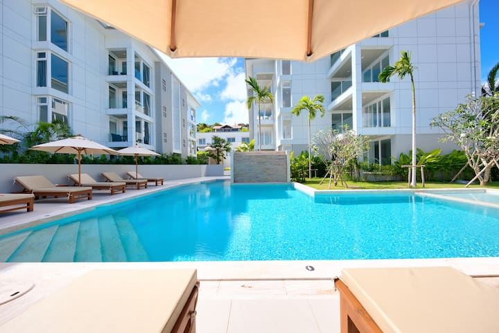 One Bedroom Deluxe On a fully managed complex