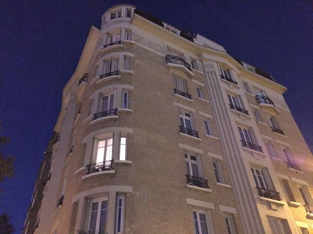 Appartement lumineux et accueillant - Clichy