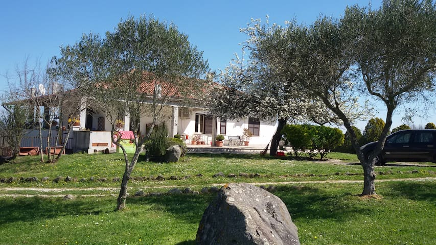 La Nepitella. Relax at 25 minutes from Rome