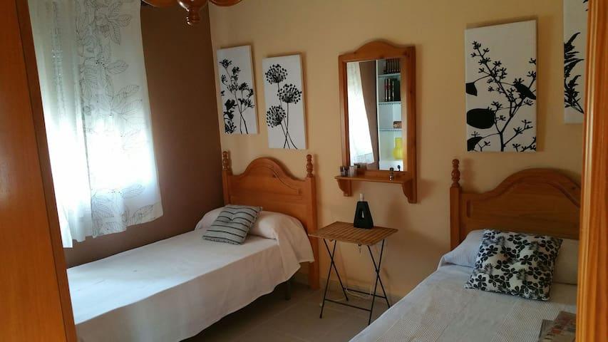 Casa con tres habitaciones, coqueta - Santa maría de guía (san roque)