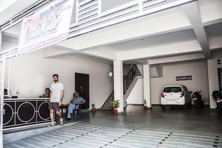 Welcome to Brij , Sri Radhey Krishna Guest House