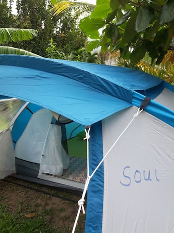 "Your space on camp ""Soul"""