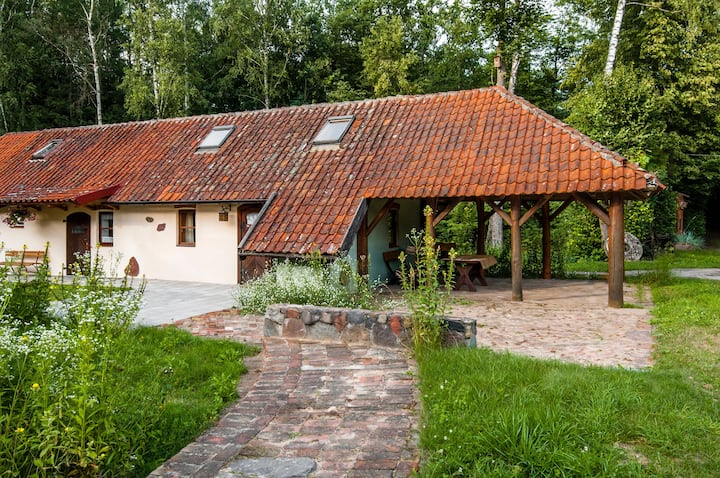 Summer house in Masuria