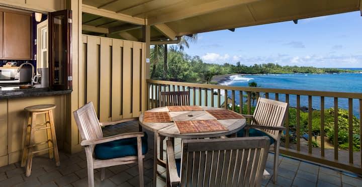 #201 Honokalani - Hana Kai Maui Ocean View 1 Bd