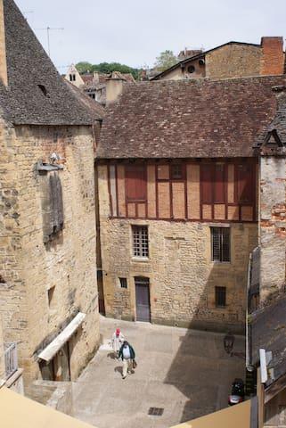 Centre historique Sarlat - Sarlat-la-Canéda - Appartement