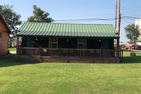 Canton Log Cabin Unit #1