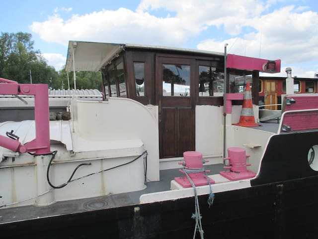 peniche apaloosa - Douai - Лодка
