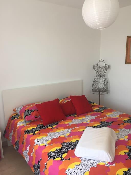 Chambre 1 lit en 160