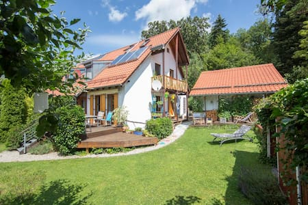 Surfer-Haus nahe Ammersee