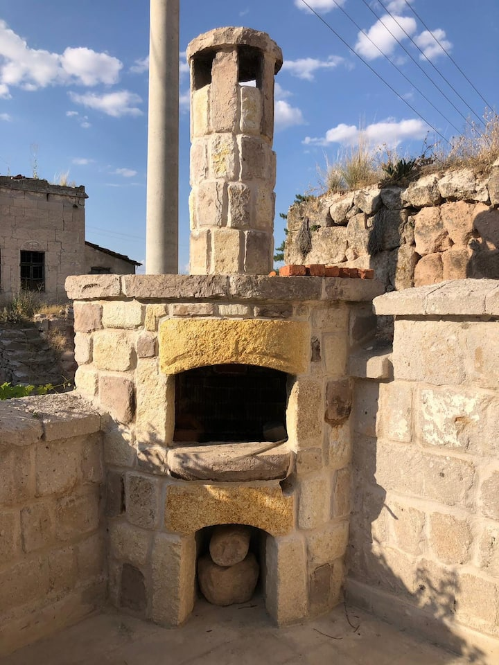 Cappadocia Cave house close to historical places