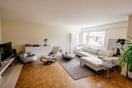 Private room in central and quiet apartment - Bern - Apartment