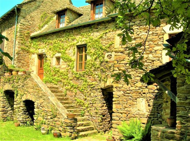 Gîte de charme au cœur de l'Aveyron