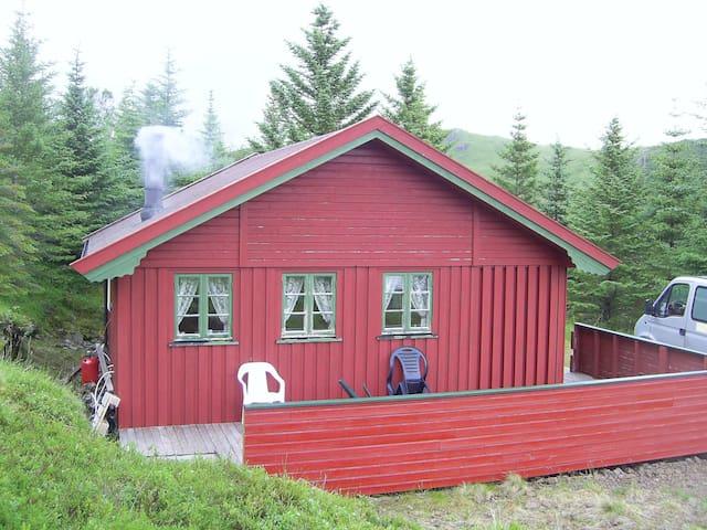 Tangstad - Bøstad - Rumah
