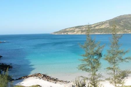 Casa de praia lugar tranquilo em Arraial do Cabo