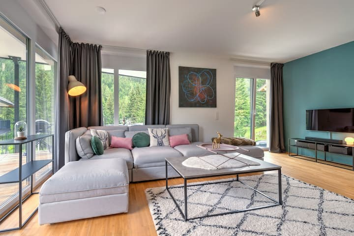 Modern Apartment in Bad Kleinkirchheim near Ski Area