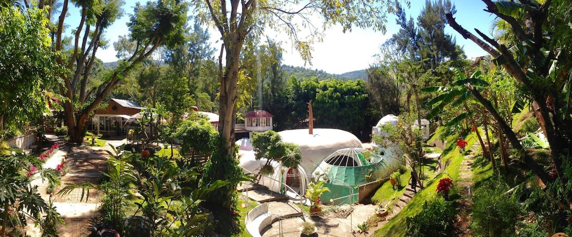 Beautiful apartment in yoga retreat - El Chimbo - Pousada