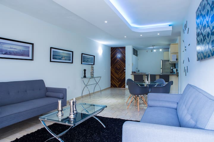 The Best! Luxury Boquerón  Penthouse Apartment,A/C