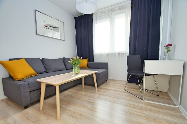 Apartment Korfantego 16 - 2bedroom City Centre