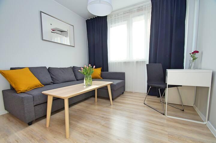 Apartment Korfantego 16 - 2bedroom City Centre