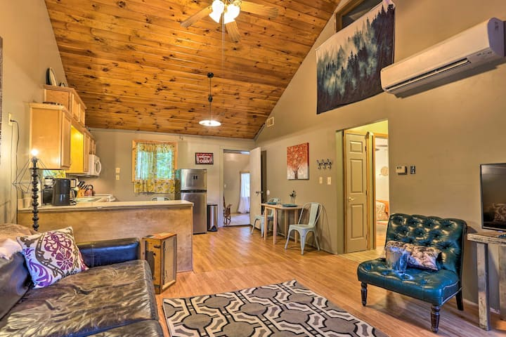 NEW! Pet-Friendly Cottage, 0.8 Mi to State Forest!
