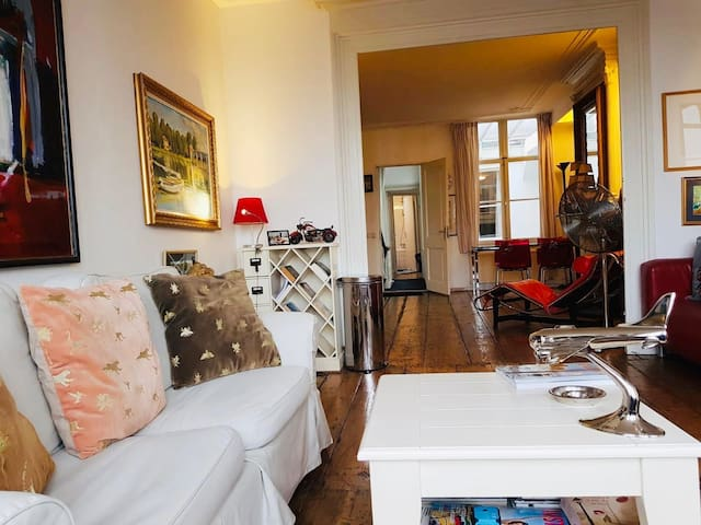 Great city centre apartment smoker friendly