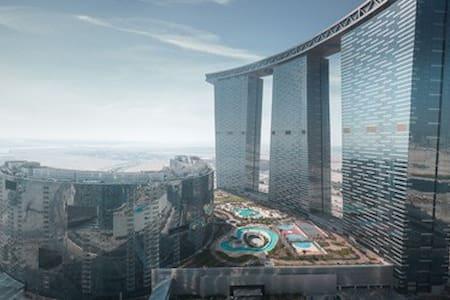 Luxurious 1 BR apartment - Abu Dhabi