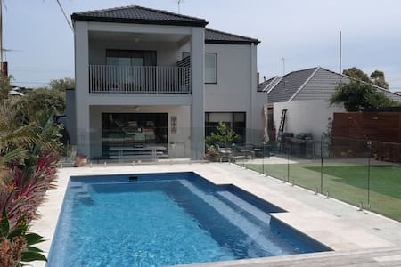 Luxury Home A Few Steps From the beach & cafes - Mordialloc