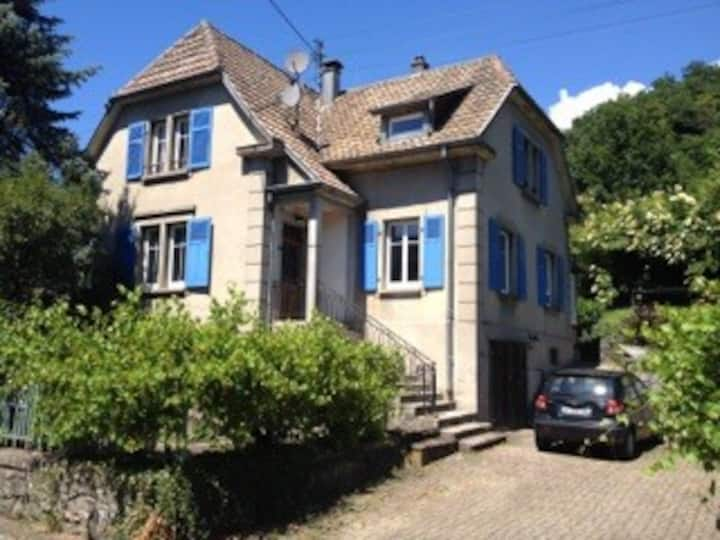 Maison entière Saint Amarin Vosges