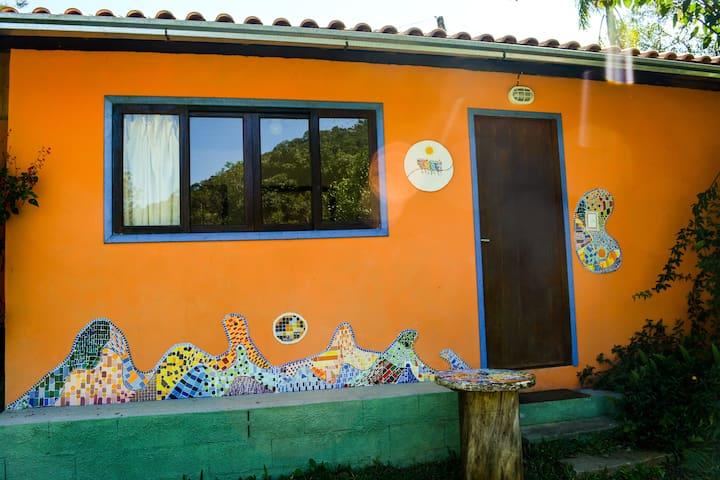 Casa dos Pássaros- Sitio Sunyata