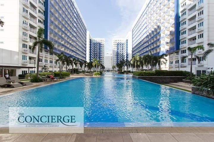 1Bedroom Serviced Apartment #21 Near MOA