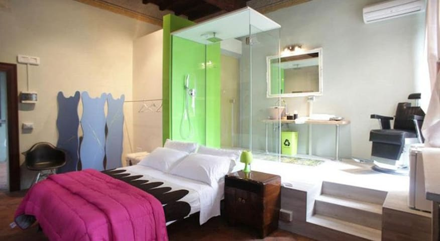 Residenza Ottoetti Camera Central Park - Mantova - Bed & Breakfast