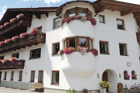 Holiday apartment with 1 bedroom on 37m² in St. Anton