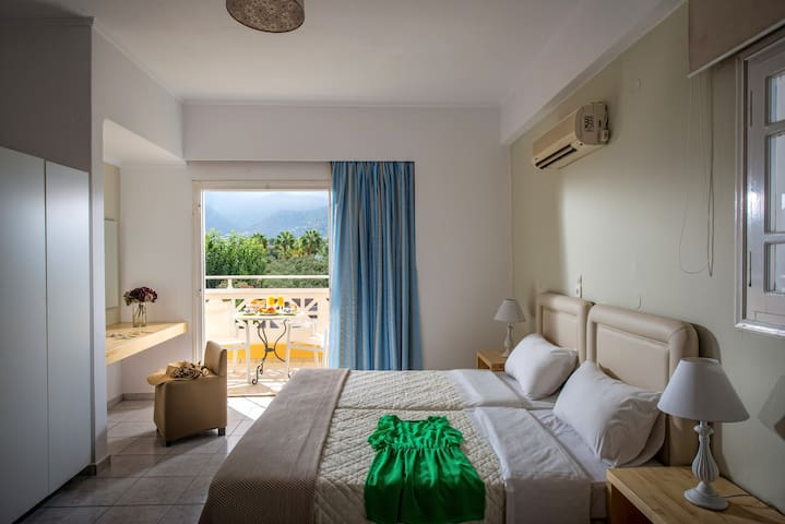 Vergina studio & apartments - Malia - Wohnung