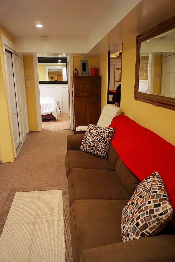 Bridgeport Garden Apartment