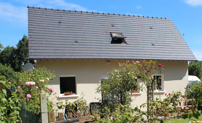 Gite La Roseraie - Anglesqueville-la-Bras-Long - 一軒家