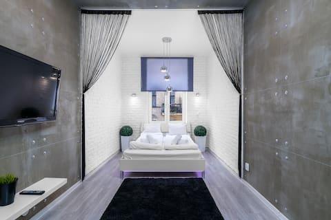Sleepway Apartments -Grey Dream