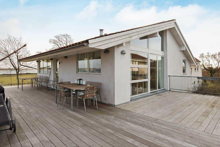 Casa vacacional apta para mascotas en Haderslev con piscina