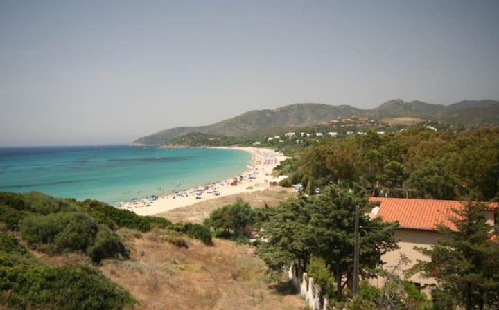 Villa panoramica a 50 metri dal Mare - IUN P1093