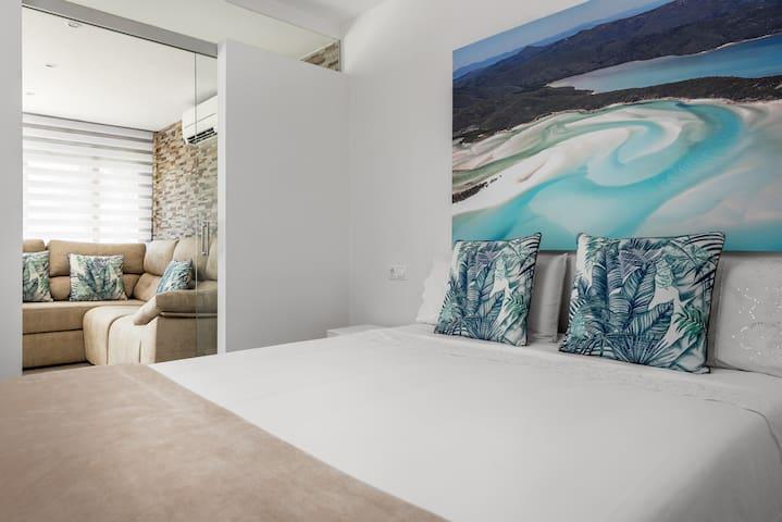 Bonito y excelente apartamento San Pedro Alcantara