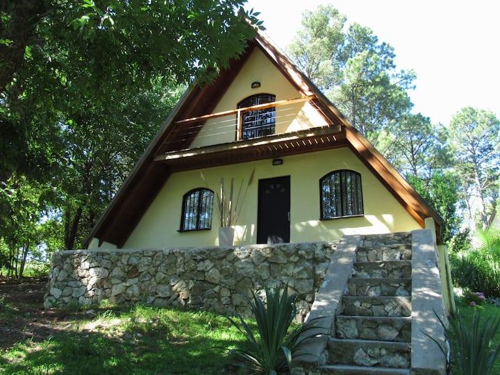 Cabaña Alpina, Villa Giardino