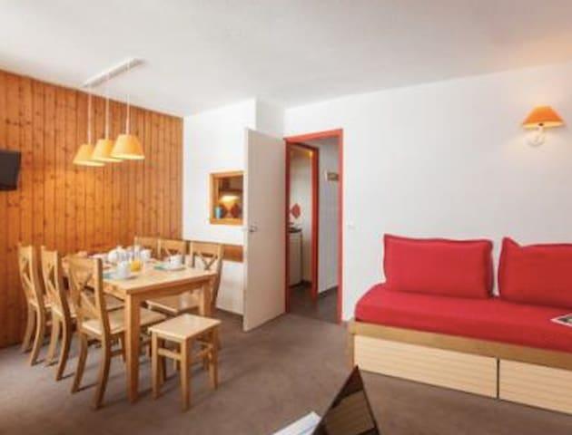 Appartement Ménuires 1850 - Pieds des pistes - Saint-Martin-de-Belleville