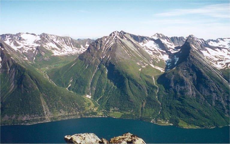 Trandal fjordhytter, 6183 Trandal