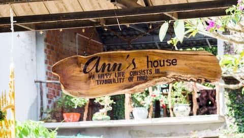 Ann's House - Cozy Room with Bonsai Garden