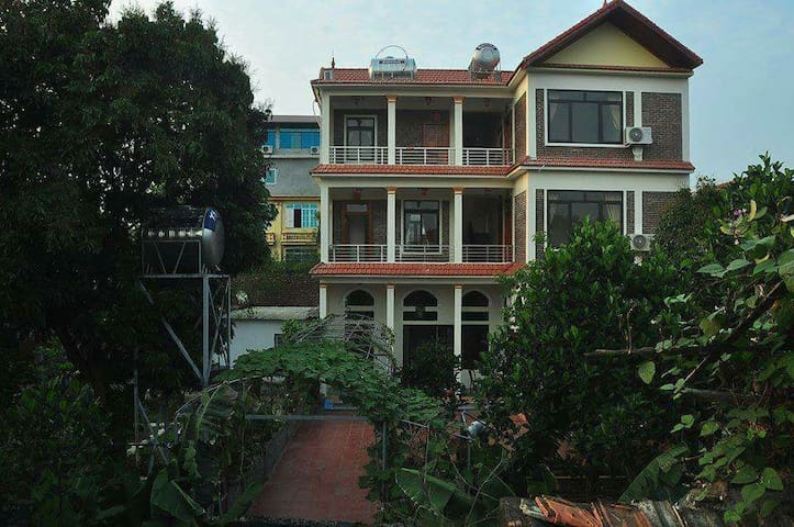 Phi Hung's Unique Homestay is truly unique