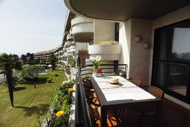 Apartamento con vistas S. Vicente do Mar O Grove
