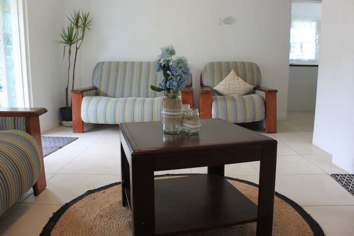 Secure & spacious flat in Suva