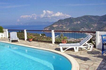 Villa Feggari - Skopelos - Huvila